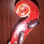 Violino Checoslováquia estudante_3