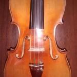 Violino alemão modelo strad_1