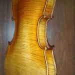 Violino alemão modelo strad_2