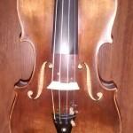 Violino antigo alemão hopf_1