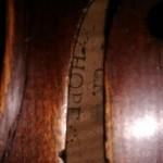 Violino antigo alemão hopf_3