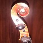 Violino de autor Salvatore Calegari_3