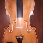 Violino de oficina modelo strad_1