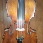 Violino francês antigo_1