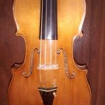 Violino italiano ano 1877