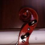 Violino modelo Guarnieri feito em U.S.A_3